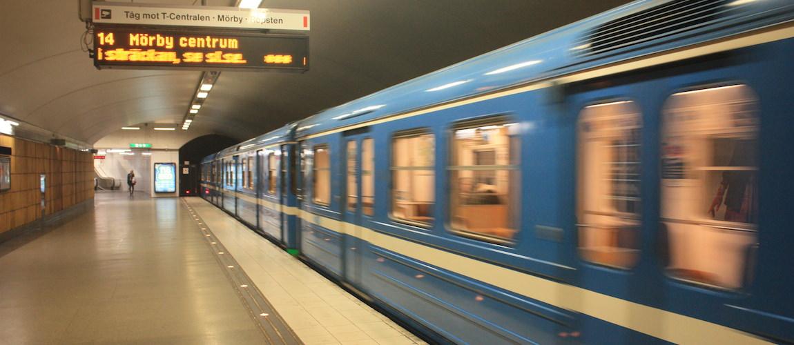 斯德哥爾摩地鐵
