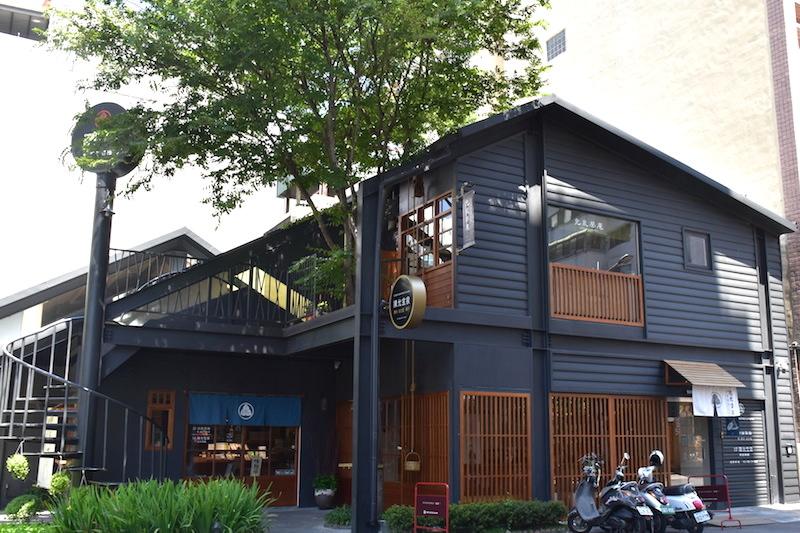 【台中】陳允寶泉草悟道:隱身勤美商圈的日式旅食新景點