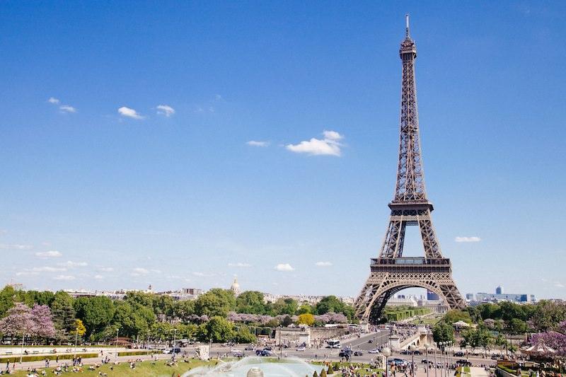 歐洲 | 法國:巴黎鐵塔8招秘訣輕鬆玩