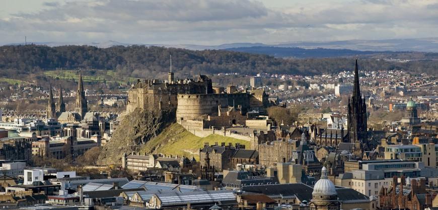 英國 | 蘇格蘭:在愛丁堡中古世紀氛圍中漫步