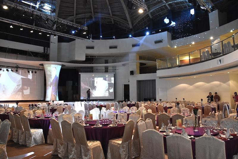 台北。新店 | 豪鼎飯店中興時尚館:中式西吃的優質婚宴選擇