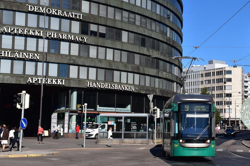 芬蘭 | 赫爾辛基中央車站往返西碼頭及萬塔機場交通攻略