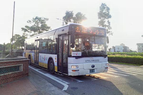 台灣十大幸福巴士:搭金門5號公車,尋風獅爺故鄉記憶