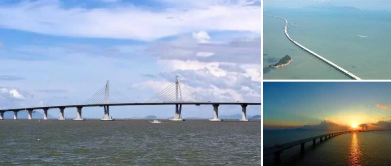 中國   從世界最長跨海大橋—港珠澳大橋玩香港.珠海.澳門的5個理由
