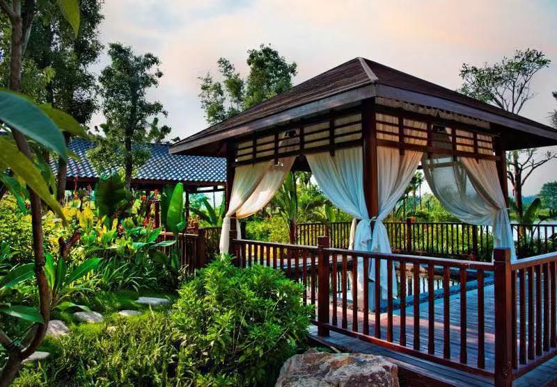 中國 | 福州:5大特色享住連江溪山溫泉酒店暖泡53座湯池