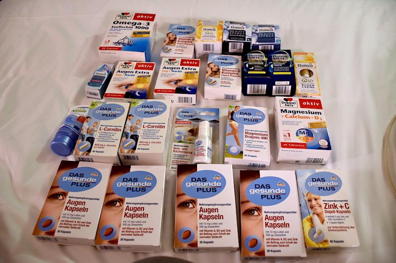 歐洲 | 德國DM藥妝戰利品大公開,奧地利、捷克、斯洛伐克、匈牙利也買得到