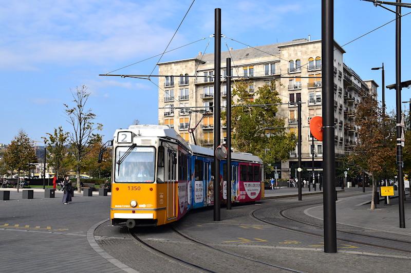 匈牙利 | 布達佩斯:市區公車、電車、地鐵、機場巴士交通票券攻略