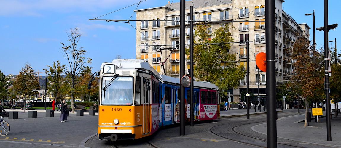布達佩斯市區