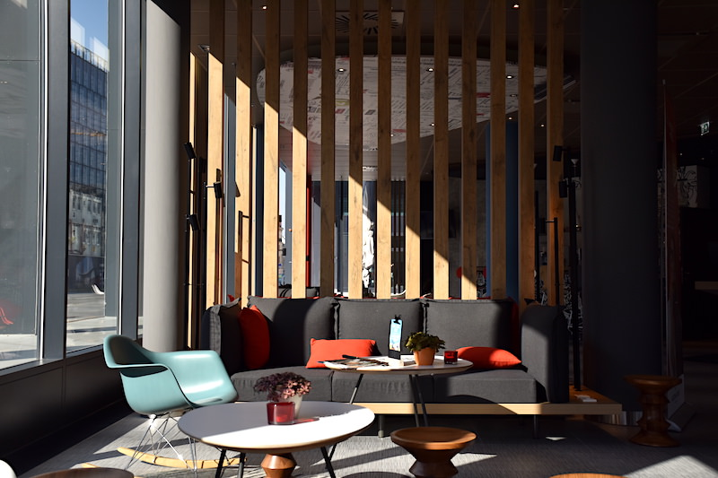 奧地利  |  宜必思維也納中央車站酒店IBIS Wien HBF值得住5理由