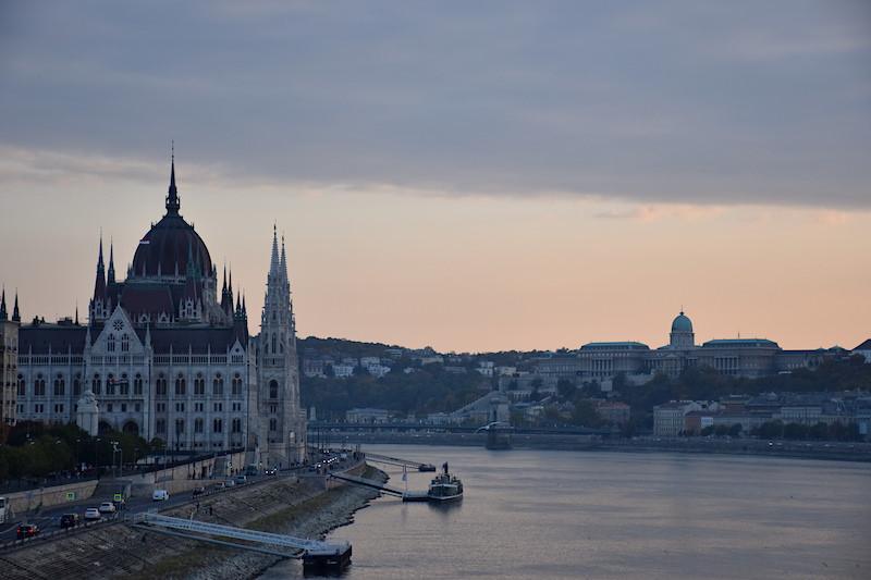 匈牙利 | 布達佩斯:瑪格麗特島,日落多瑙河散步遊