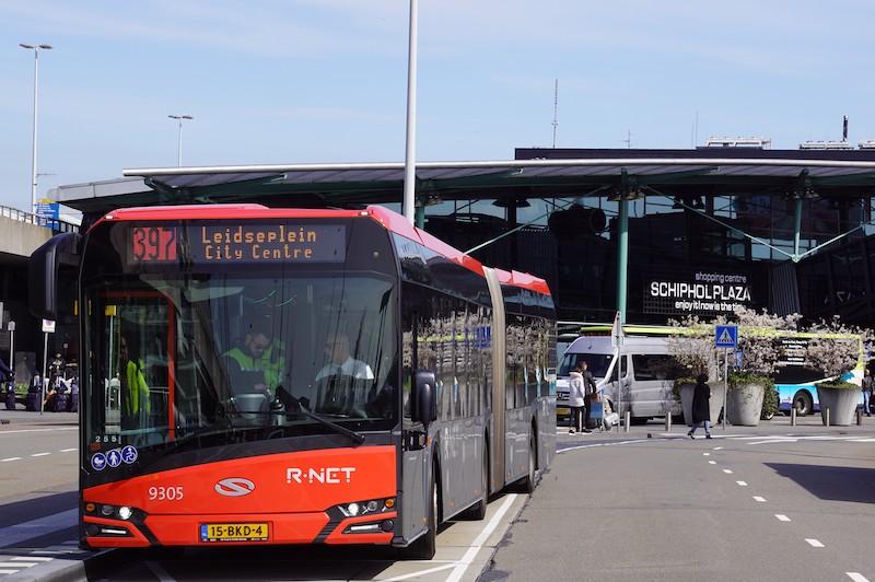 荷蘭 | 如何搭 BUS 397 從史基浦機場到阿姆斯特丹市中心(含交通票券攻略)