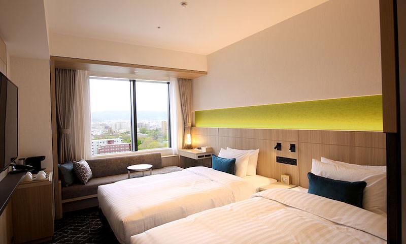 北海道   JR札幌車站:京王Keio Prelia Hotel Sapporo值得入住5個理由