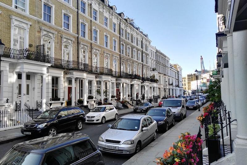 英劇 | 貝爾格拉維亞Belgravia:到倫敦最富有地區優雅旅行