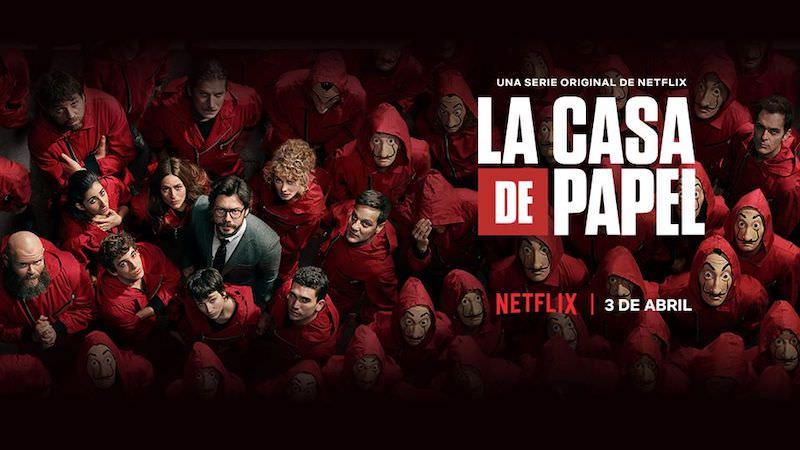 西班牙劇《紙房子》第4季音樂,劇中5首好聽療癒歌曲推薦