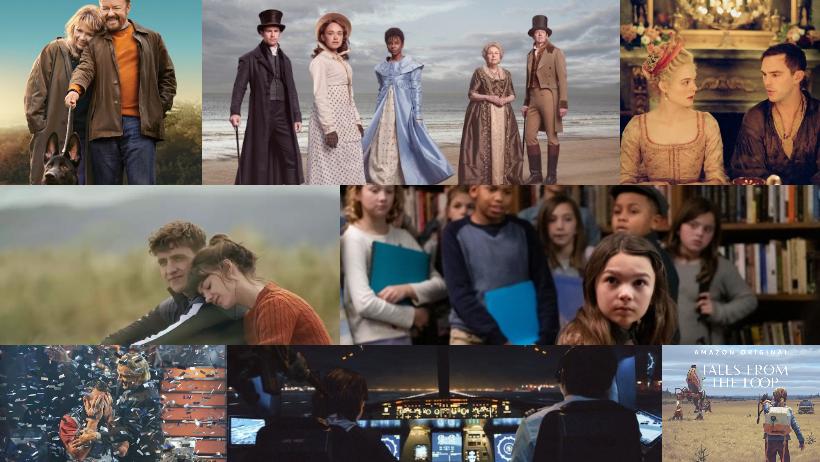宅在家看影集 | 精選2020夏季不同風格8部歐美劇清單