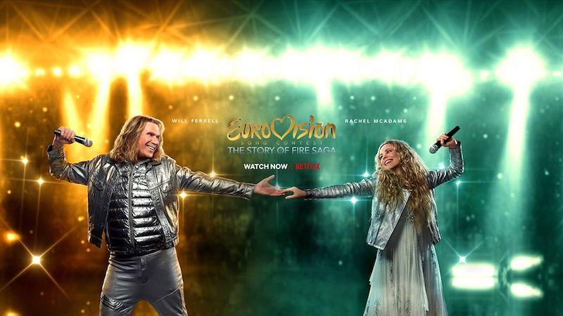 歐洲歌唱大賽:火焰傳說 | 呀呀叮咚 | 洗腦好聽的療癒音樂電影