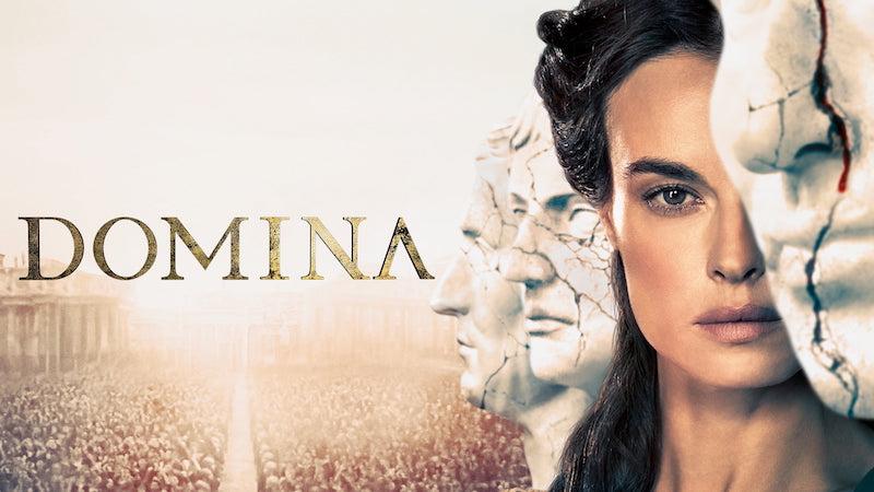 義大利劇Domina:羅馬帝國首位皇后生存權力奮鬥故事
