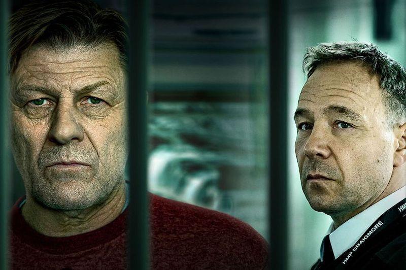 英劇《分秒必爭》:獄警與囚犯的危險監獄生活?