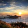 秋天涼爽遊台灣最受歡迎5大山景目的地