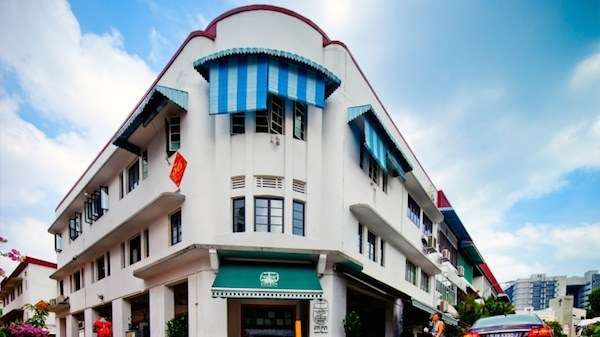 新加坡 | 走訪中峇魯,品味咖啡閱讀的下午茶時光