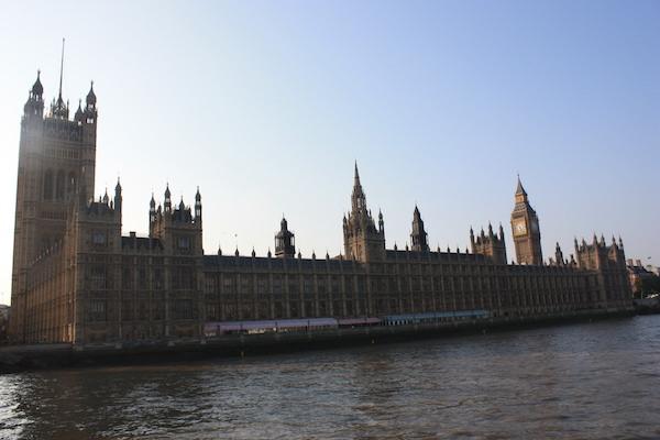 【英國】戀上倫敦大笨鐘 船遊迷人泰晤士河
