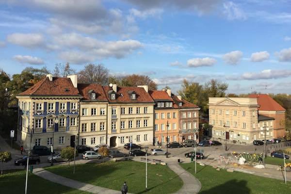【德波。行】我從陌生中認識的波蘭印象(二):城市一隅