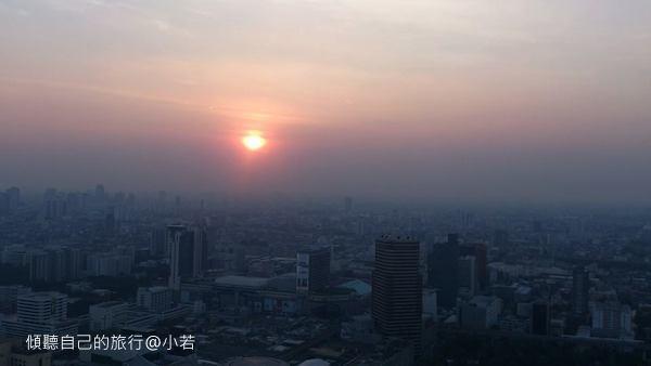 【泰國】推薦到曼谷Red Sky Bar高空賞景6大理由