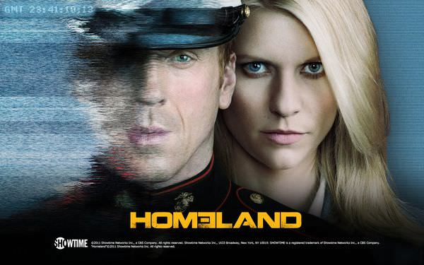 【美劇】國土安全-Homeland。觀後感