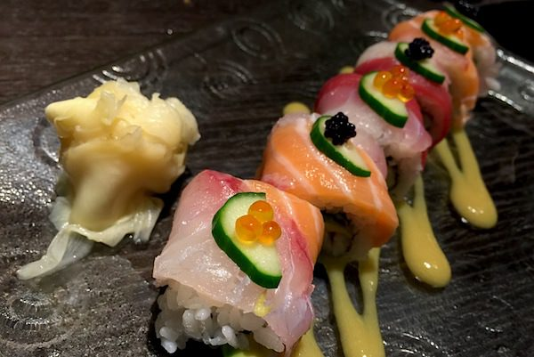 【食記】森田日本料理:台北信義威秀商圈的清爽生鮮日式美食新選擇