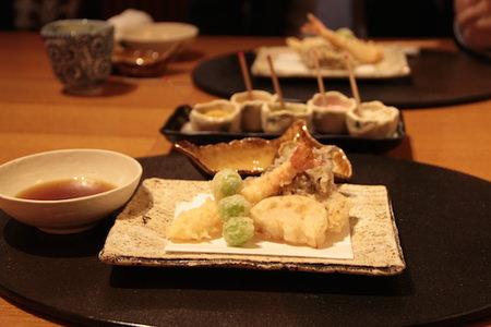 日本。關西 | 大阪麗思卡爾頓飯店:「花筐」日式懷石料理饗宴