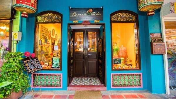 新加坡 | 從「娘惹」美食文化,遇見更在地的新加坡