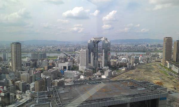 【關西】一個人旅行很棒:我在大阪麗思卡爾頓 Ritz Carlton Osaka旅行。