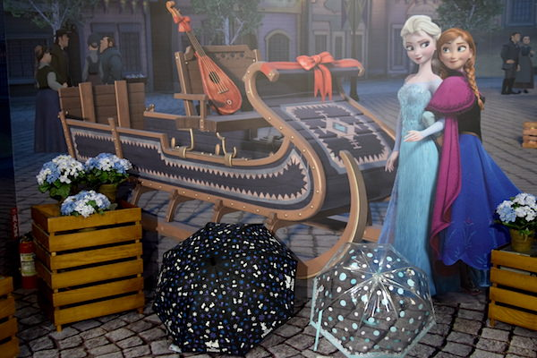 【冰雪奇緣之冰紛特展】跟安娜走進零下8度冰雪世界,尋艾莎公主之旅!