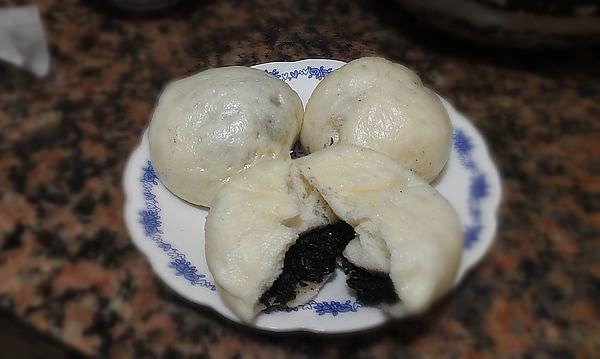 【食譜】黑芝麻包作法