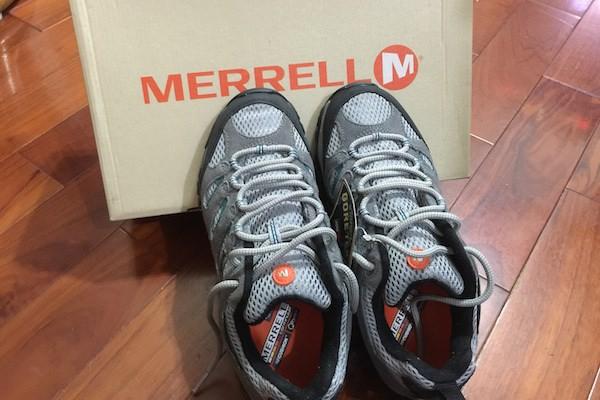 Merrell 防水登山健走鞋,6大優點陪我旅遍世界