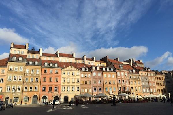 【德波。行】玩歐洲新寵兒之旅:與「波蘭」相遇10種感受