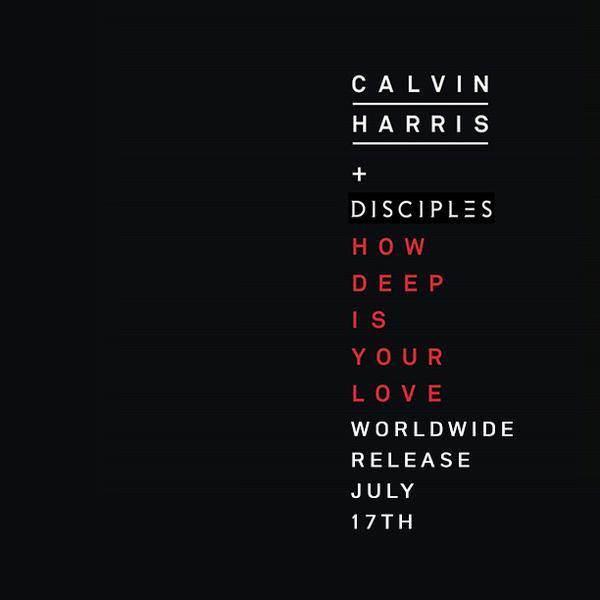 英國電音金童Calvin Harris新曲How deep is your love 挪威歌手Ina獻聲