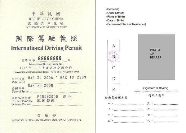 【泰國】如何一次辦好國際駕照 自在騎摩托車暢遊清邁