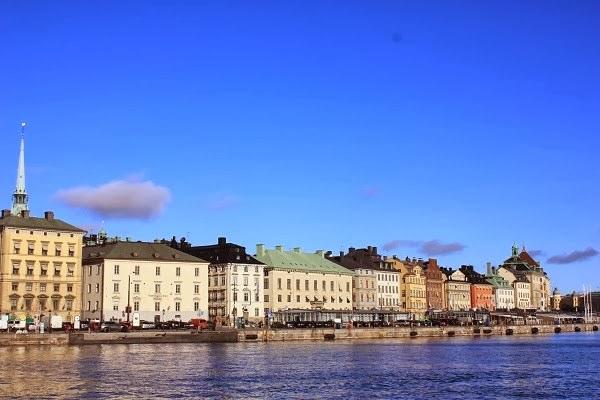 北歐 | 瑞典:斯德哥爾摩,白天與黑夜不同的美