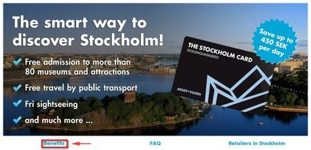 北歐 | 瑞典:如何使用斯德哥爾摩卡Stockholm Card?