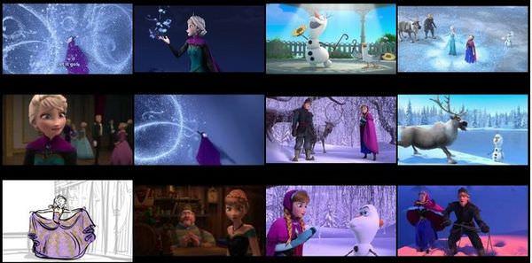 推薦5個不同版本的冰雪奇緣電影主題曲【Let it go】