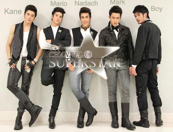 小若旅觀點 | 與泰國相遇後:旅行之後戀上泰式演唱會 – 4+1 superstar + channel 3 limited edition live show