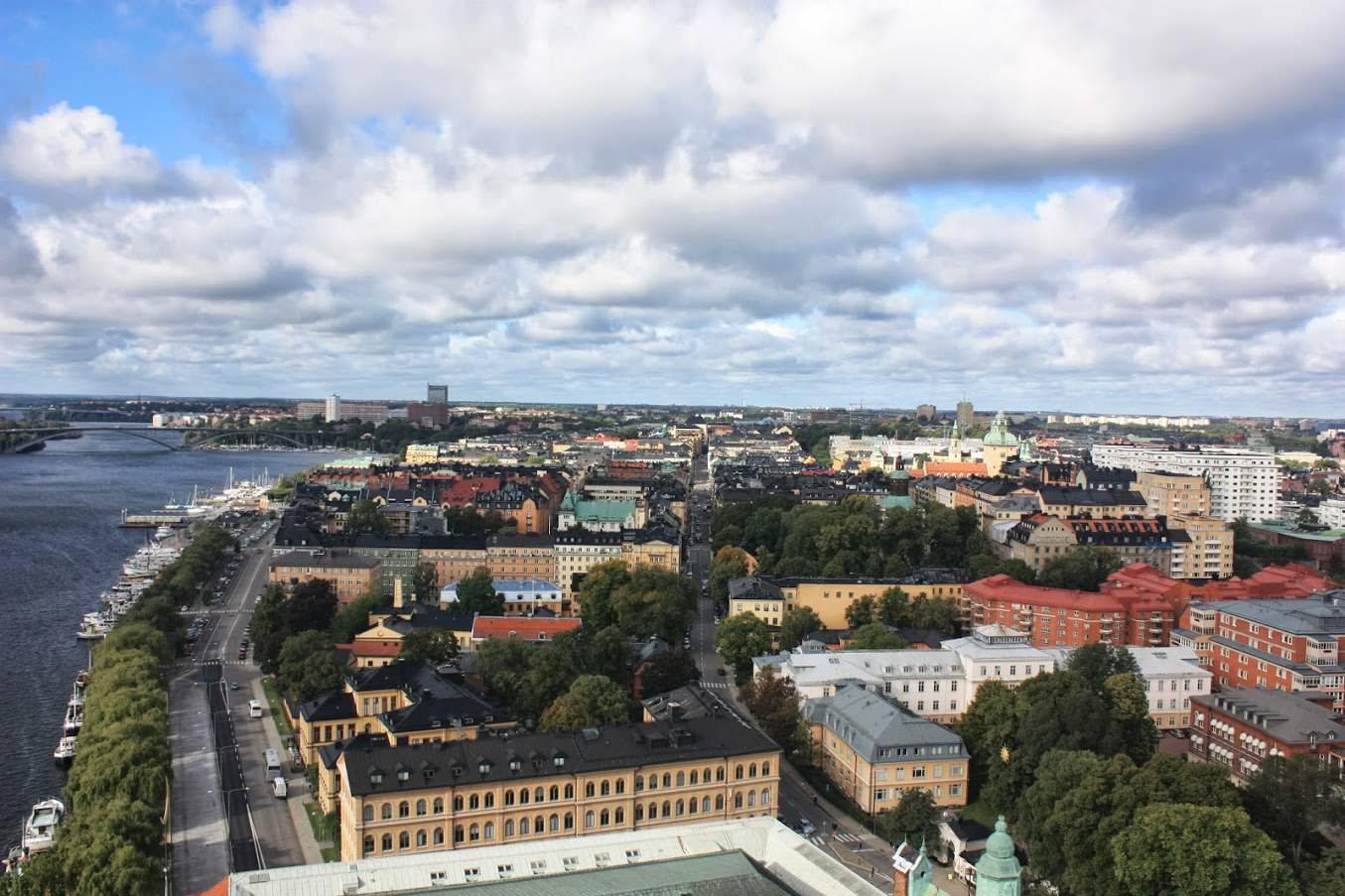 北歐 | 瑞典: 斯德哥爾摩,北歐威尼斯美譽之城,Day7